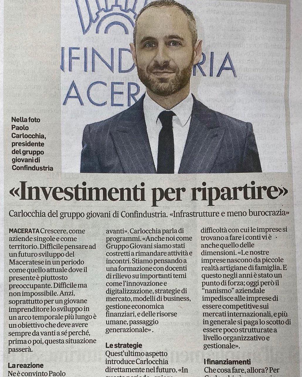 investimenti-per-ripartire-paolo-carlocchia-confindustria-giovani-macerata-gi-macerata